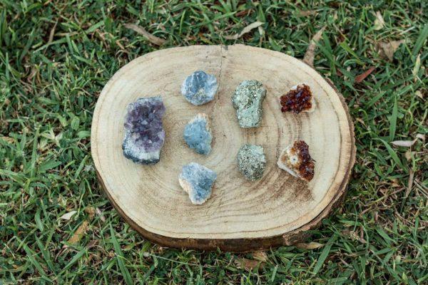o que fazer com novos cristais