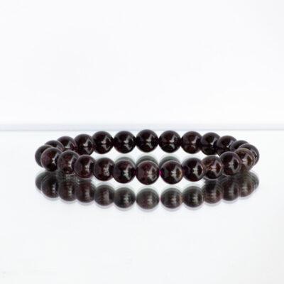 pulseira de granada cristais da alma
