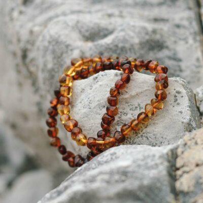 pulseira de ambar surya cristais