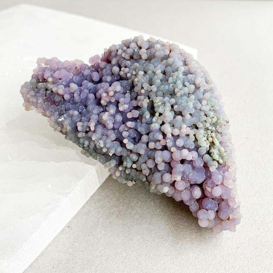 agata uva surya cristais