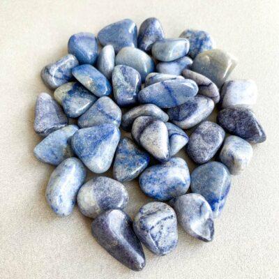 quartzo azul surya cristais