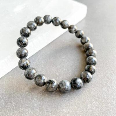 pulseira de labradorite surya cristais