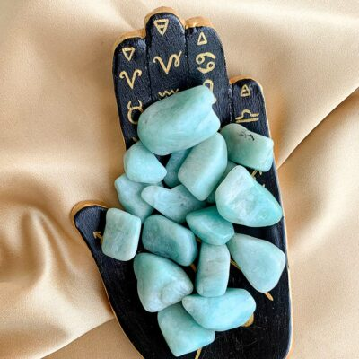 amazonite surya cristais