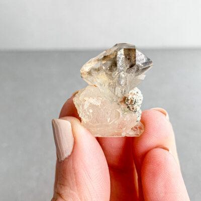 quartzo fumado surya cristais