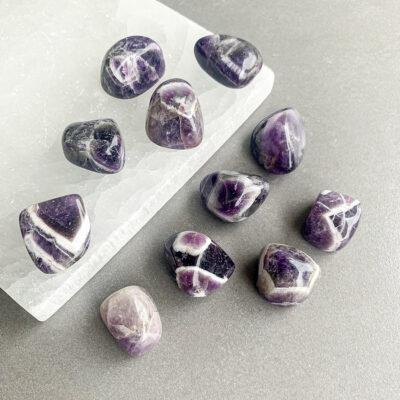 ametista bandeada surya cristais