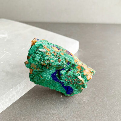 azurite malaquite surya cristais