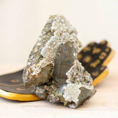 drusa de quartzo portuguesa surya cristais