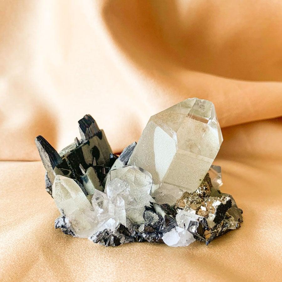 quartzo da panasqueira