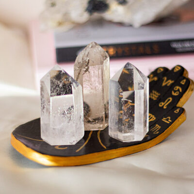 gerador de quartzo cristal surya cristais
